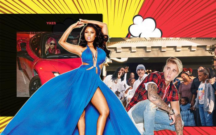 Nicki Minaj và Justin Bieber đồng loạt comeback: Người đạt nhất bảng, kẻ ngậm ngùi tại hạng...15 - Hình 1