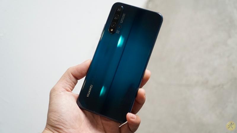 Trên tay Huawei Nova 5T tại Việt Nam: Đúng kiểu ngon, bổ, rẻ cho anh em - Hình 1