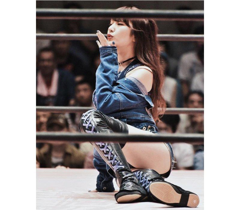 Là nữ đô vật, mỹ nhân này vẫn có vóc dáng quyến rũ nhất nhì Nhật Bản - Hình 3