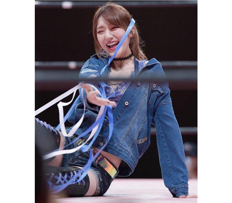 Là nữ đô vật, mỹ nhân này vẫn có vóc dáng quyến rũ nhất nhì Nhật Bản - Hình 1