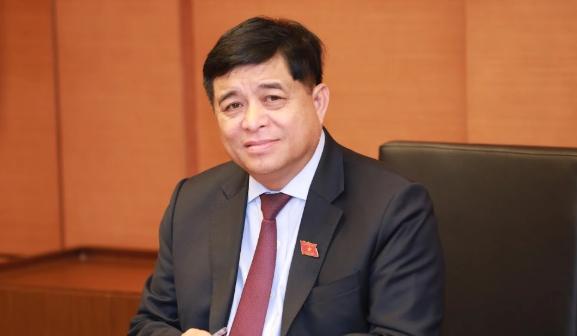 Bộ trưởng KH&ĐT Nguyễn Chí Dũng xét nghiệm lần 3 âm tính với Covid-19 - Hình 1