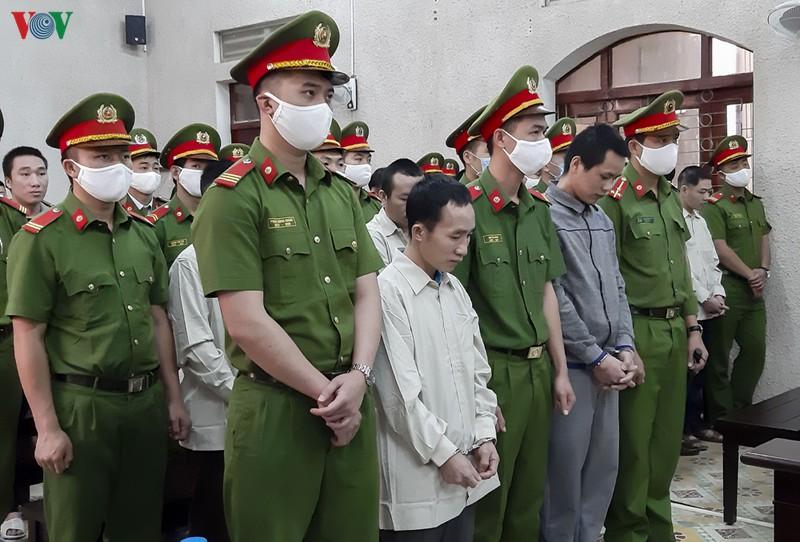 Xét xử các đối tượng định lập nhà nước Mông ở Mường Nhé - Hình 1