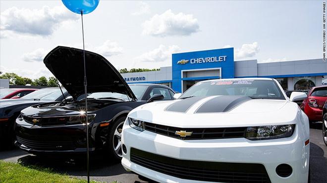 General Motors - gã khổng lồ xe hơi hồi sinh từ vụ phá sản đầy tai tiếng - Hình 1