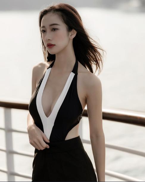 Ngắm nhìn vẻ đẹp của mỹ nữ Việt được báo Thái khen: đẹp và quyến rũ nhất - Hình 7