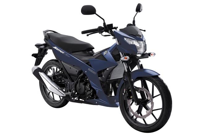 Suzuki Satria ra mắt VN - nhập khẩu từ Indonesia, giá 52 triệu - Hình 1