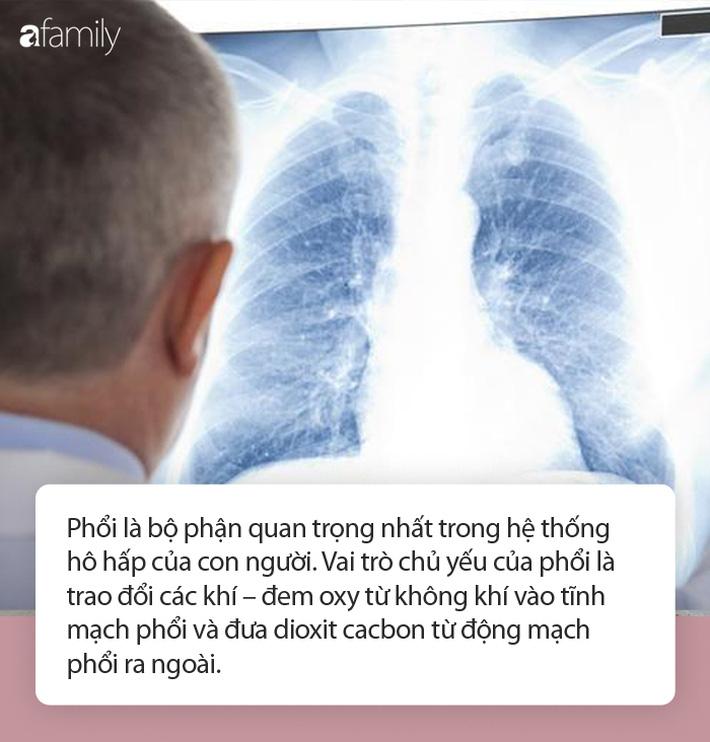 4 biểu hiện trên cơ thể nhắc nhở phổi của bạn đang kêu cứu - Hình 1