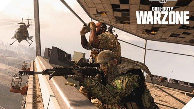 Call of Duty Warzone: Mẹo giúp hạ những kẻ bắn tỉa trên những tòa cao ốc - Hình 1