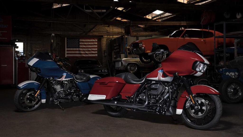 Đây là chiếc mô tô đậm chất Mỹ nhất mà khách hàng có thể mua được trong năm 2020! - Hình 1