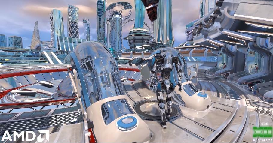 DirectX 12 Ultimate hợp nhất công nghệ đồ họa cho chơi game trên PC và Xbox Series X - Hình 1