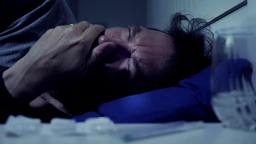 Nếu có những triệu chứng này khi ngủ, cảnh báo phổi bị tổn thương, có thể dẫn tới ung thư - Hình 1