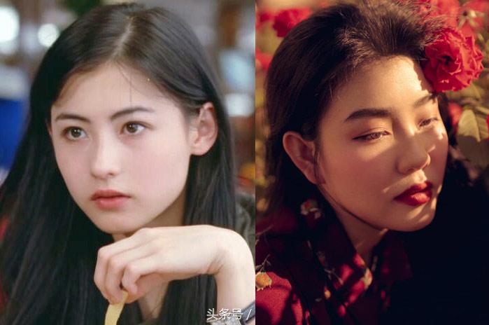 9X Nha Trang giống hệt giai nhân đẹp nhất của Châu Tinh Trì chỉ nhờ tô son - Hình 4