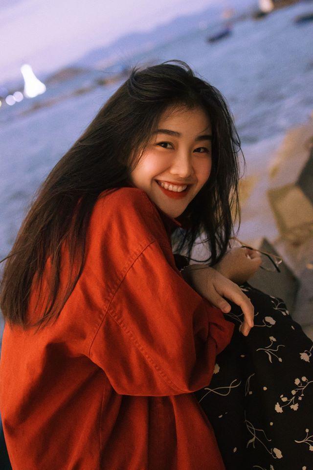 9X Nha Trang giống hệt giai nhân đẹp nhất của Châu Tinh Trì chỉ nhờ tô son - Hình 1