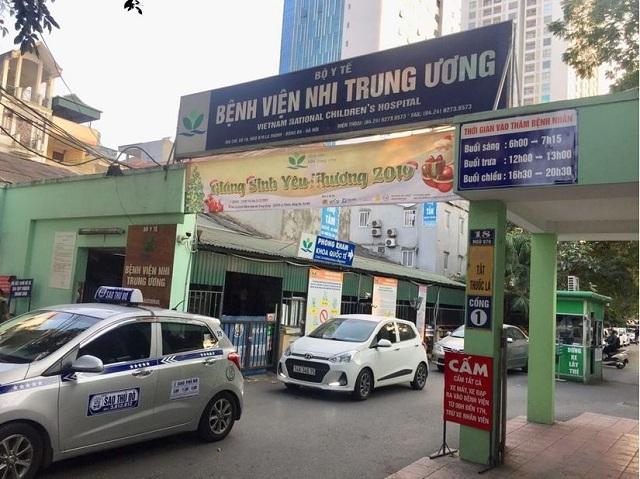 BV Nhi T.Ư phát hiện người mắc Covid-19 đi Hà Giang, Huế, Quảng Nam - Hình 1