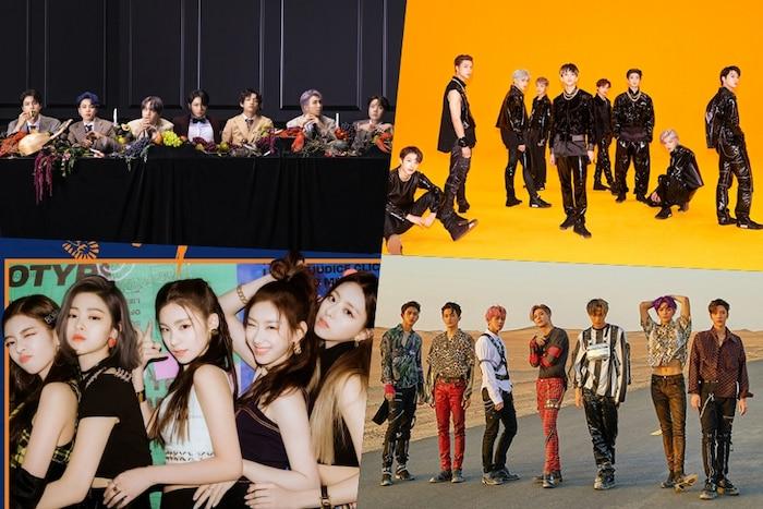 BXH World Album trên Billboard tuần này: BTS thâu tóm các vị trí quan trọng, BlackPink thăng hạng nhiệt tình - Hình 1