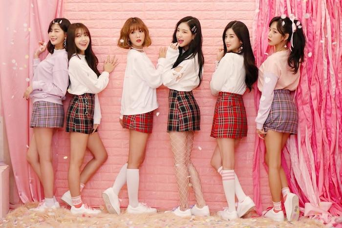 Đây là girlgroup được Knet gọi tên khi các bài hát phát hành đều đạt độ phổ biến nhất định - Hình 1