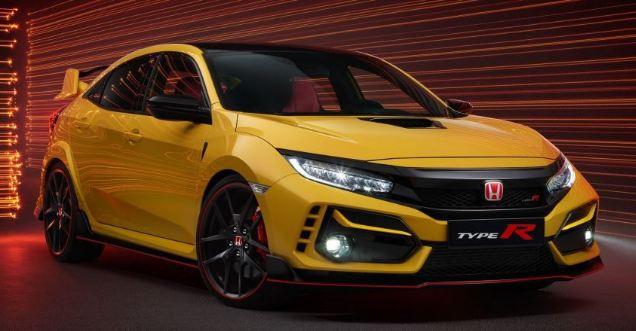 Honda Civic Type R Limited Edition giới hạn 20 xe đã có chủ nhân - Hình 1