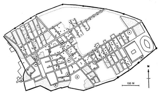 Những khám phá thú vị về nhà vệ sinh La Mã cổ đại - Hình 1