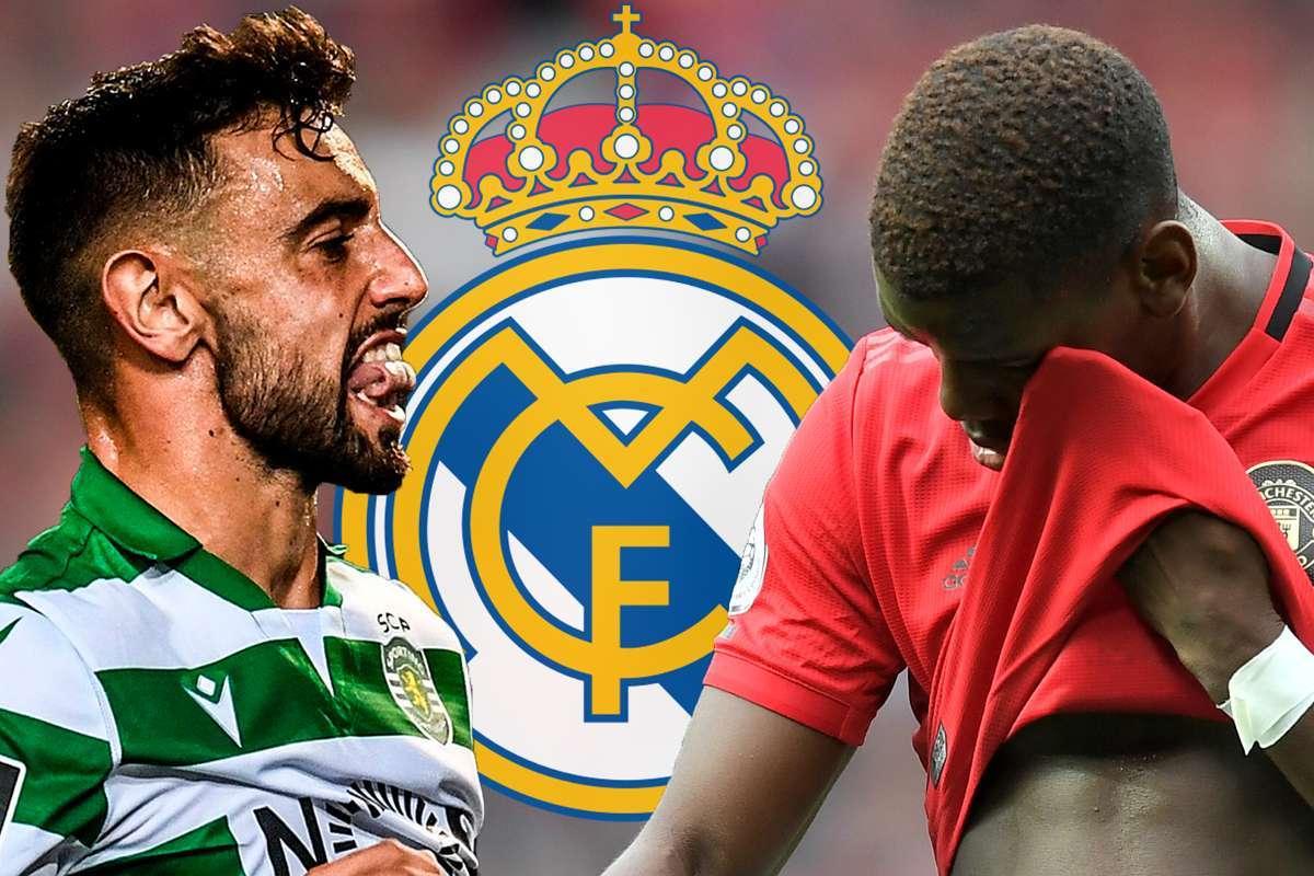 Real Madrid bỏ qua cơ hội chiêu mộ Bruno Fernandes - Hình 1