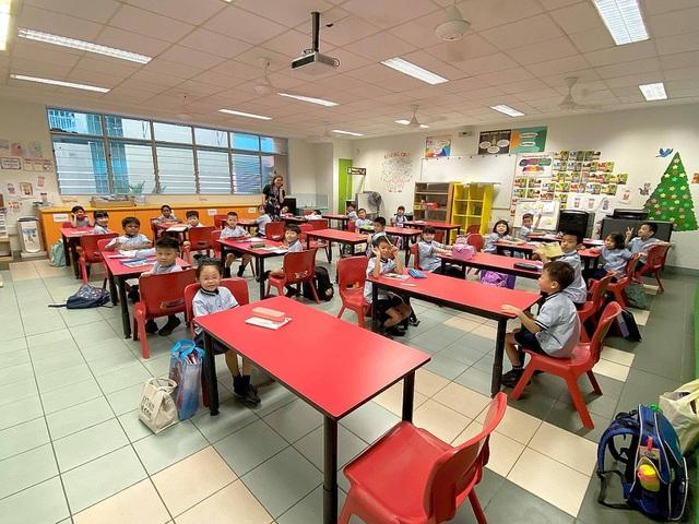 Singapore: Giáo viên nhiễm Covid-19 trong ngày mở cửa trường học trở lại - Hình 1