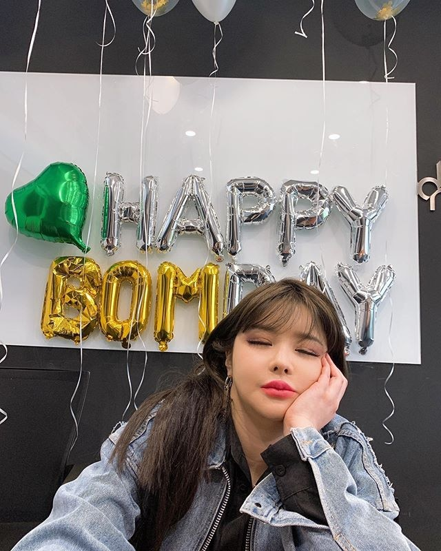 Thành viên 2NE1 gửi lời chúc mừng sinh nhật thứ 36 của Park Bom - Hình 1
