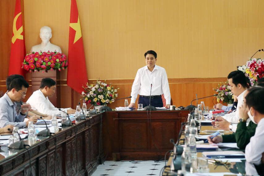 Chủ tịch Hà Nội: Có thể có 20 ca dương tính là dự đoán khoa học - Hình 1