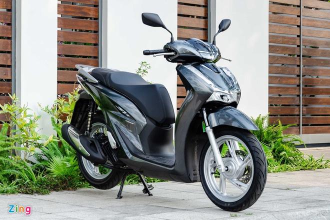Honda SH giá thấp kỷ lục, vẫn cao hơn giá đề xuất của Honda VN - Hình 1
