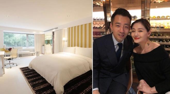 Khách sạn của vợ chồng Từ Hy Viên thành khu cách ly - Hình 1