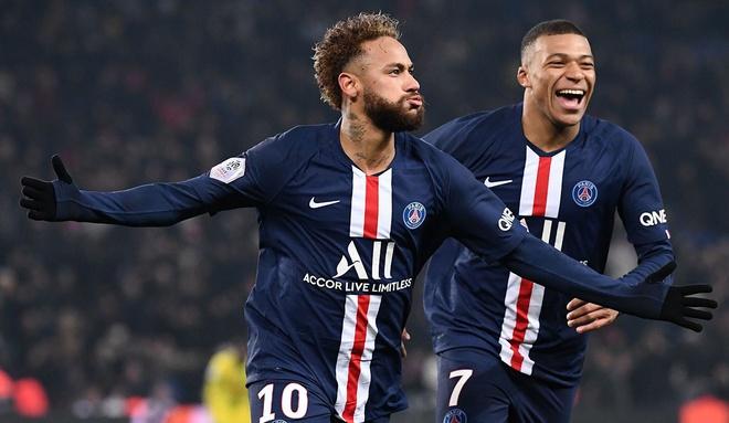 Neymar và Mbappe có thể bị PSG giảm lương - Hình 1