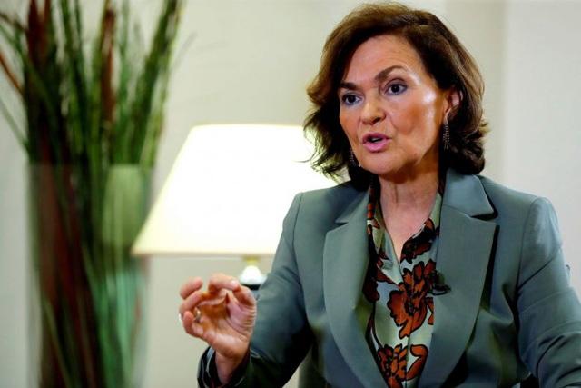 Phó Thủ tướng Tây Ban Nha mắc Covid-19 sau xét nghiệm âm tính - Hình 1