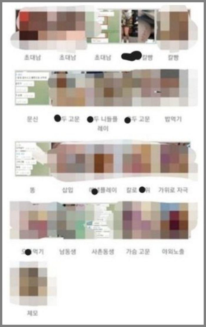 Sốc: Nhiều idol Kpop là nô lệ tình d.ục của Phòng chat thứ N - Hình 1