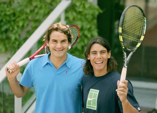 Thâm cung bí sử tennis: Nadal làm thầy Federer khi 17 tuổi - Hình 1