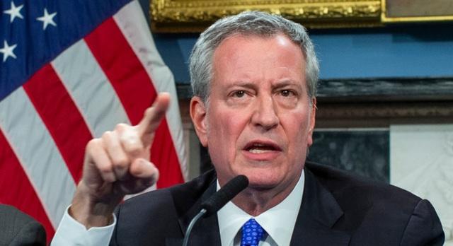 Thị trưởng New York cảnh báo một nửa dân số thành phố có thể mắc Covid-19 - Hình 1