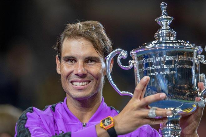 Tin thể thao HOT 26/3: Nadal tôn vinh những người hùng chống Covid-19 - Hình 1