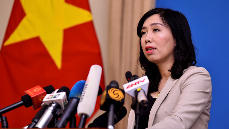 Yêu cầu Trung Quốc tôn trọng chủ quyền của Việt Nam - Hình 1