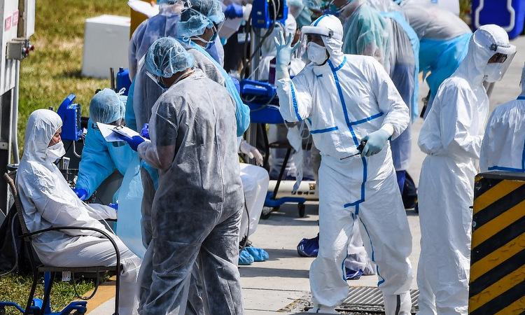 Hơn nửa triệu người nhiễm nCoV toàn cầu - Hình 1