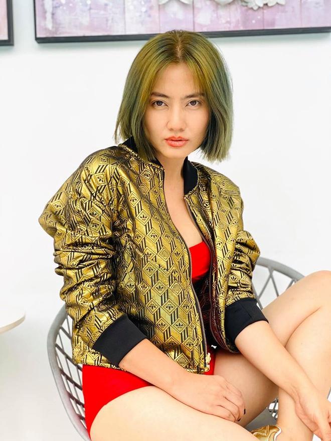 Ngọc Lan, Phạm Quỳnh Anh gợi cảm sau ly hôn - Hình 5
