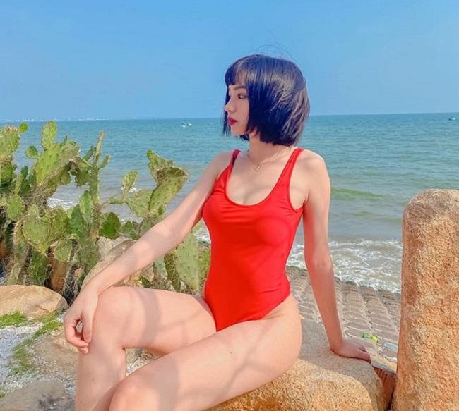 Nữ sinh Sài thành, Sa Đéc gợi cảm ngây ngất ở tuổi 18, đôi mươi - Hình 4