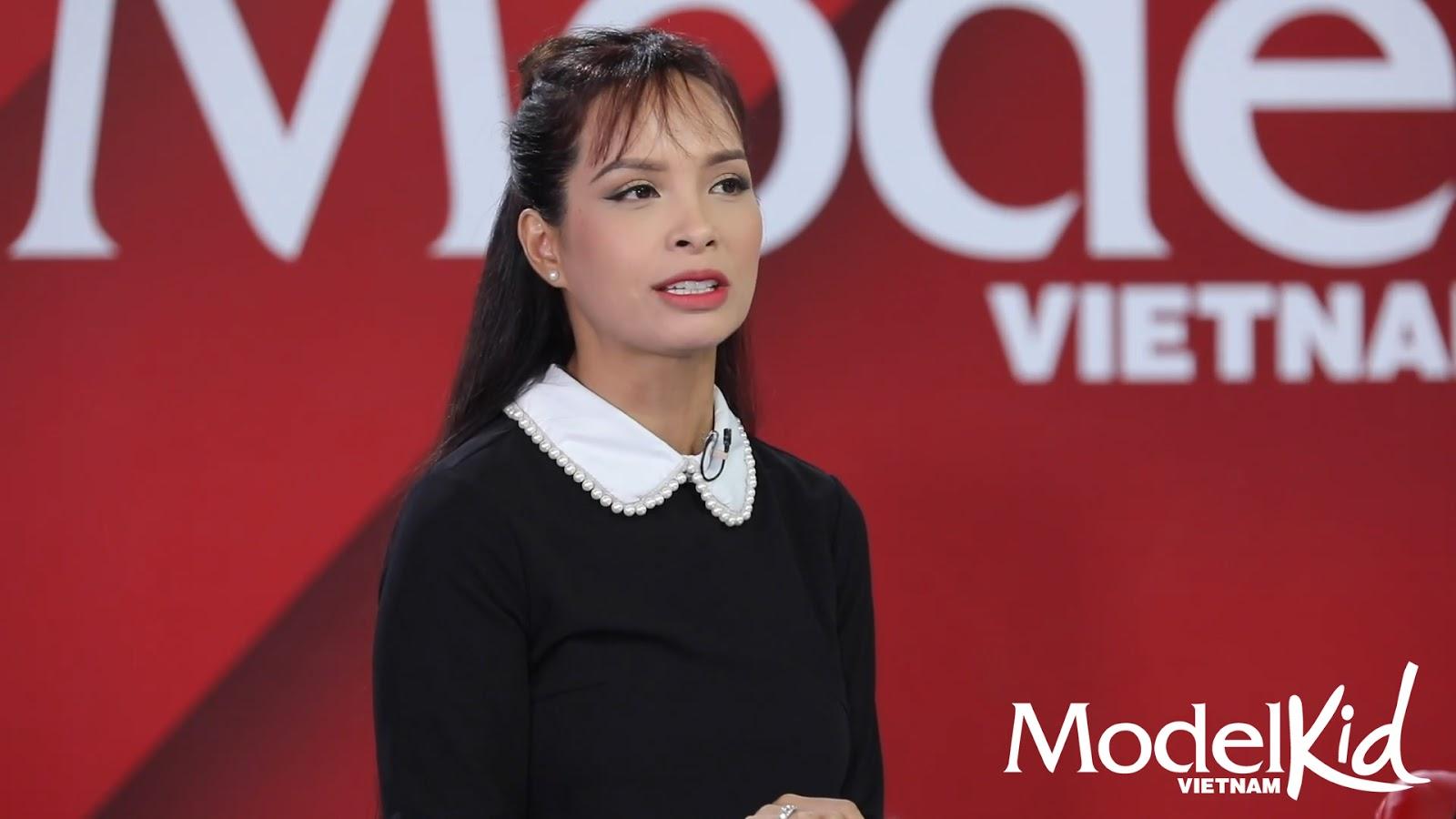 Host Thuý Hạnh - nhân tố quan trọng tạo nên sự thành công của Model Kid Vietnam - Hình 7