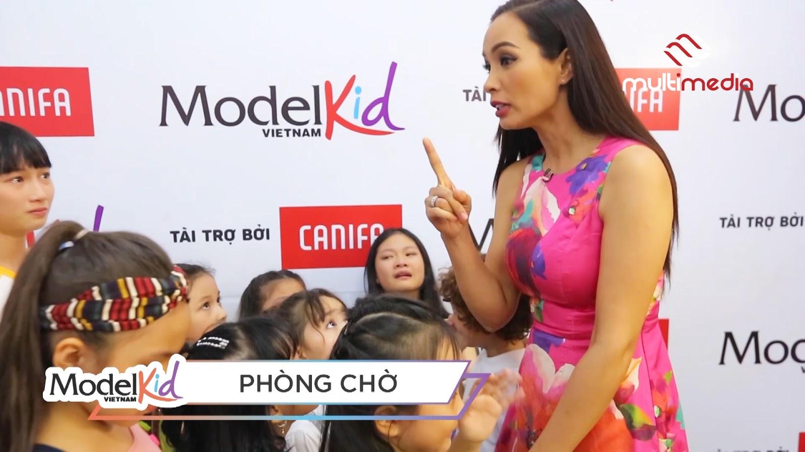 Host Thuý Hạnh - nhân tố quan trọng tạo nên sự thành công của Model Kid Vietnam - Hình 20