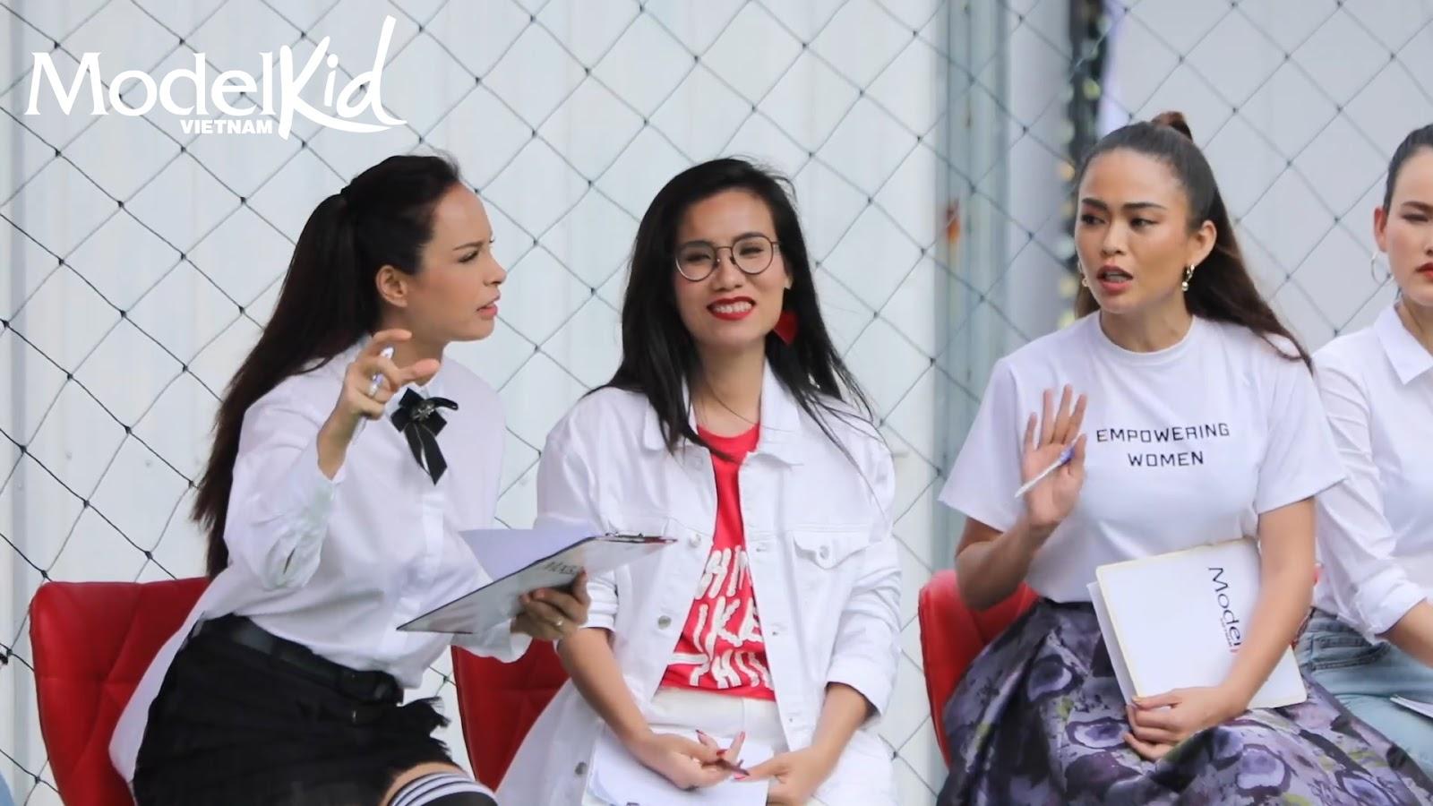 Host Thuý Hạnh - nhân tố quan trọng tạo nên sự thành công của Model Kid Vietnam - Hình 16