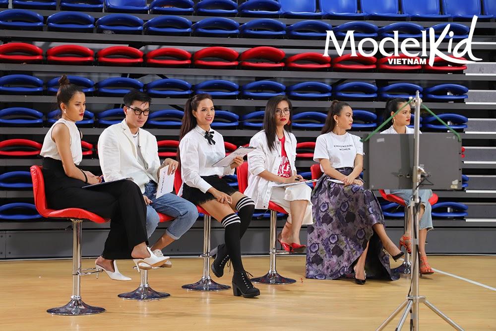 Host Thuý Hạnh - nhân tố quan trọng tạo nên sự thành công của Model Kid Vietnam - Hình 14
