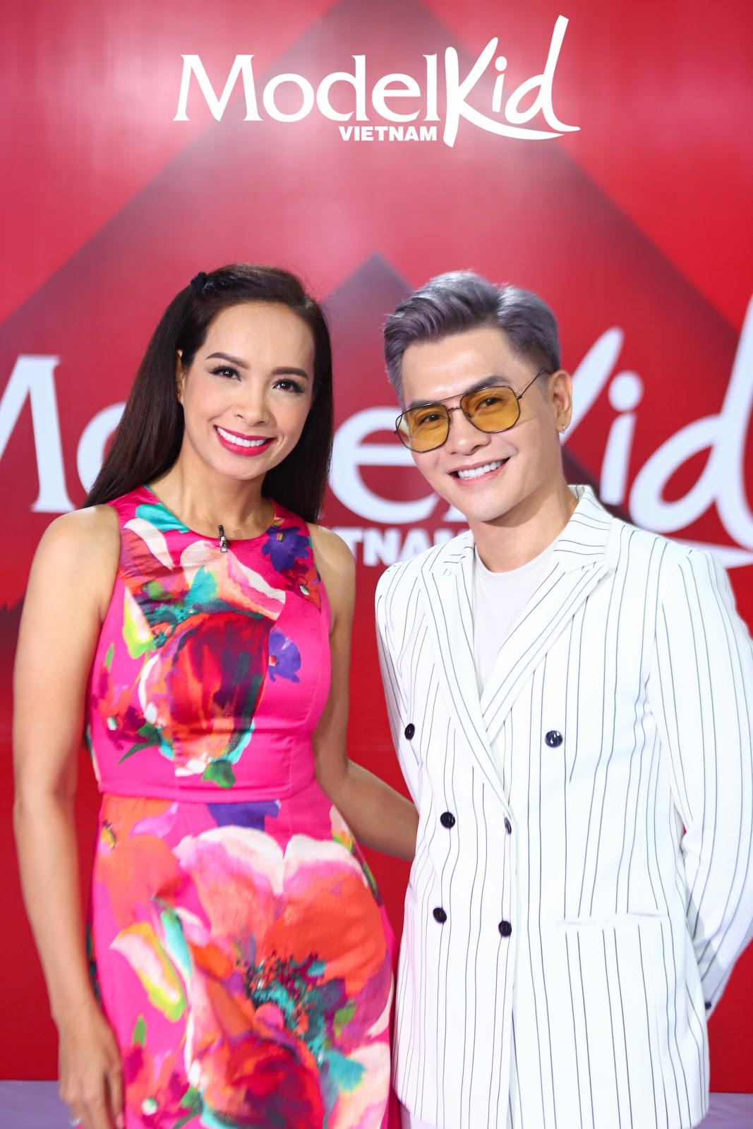 Host Thuý Hạnh - nhân tố quan trọng tạo nên sự thành công của Model Kid Vietnam - Hình 9