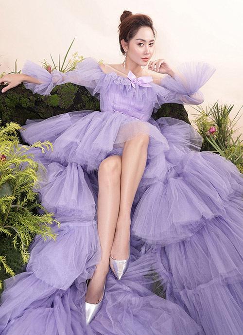 Dàn mỹ nhân diện váy công chúa - Hình 7