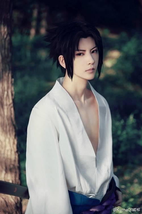 Thích mê loạt ảnh cosplay dàn nhân vật Naruto của Kumaqi - coser có vẻ đẹp phi giới tính vạn người mê - Hình 1