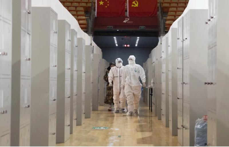 Chuyên gia Trung Quốc: Giữa tháng 3, không còn ca nhiễm Covid-19 mới ngoài Hồ Bắc - Hình 1