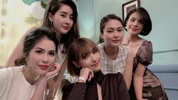Diễn viên Việt Anh và vợ cũ cùng nhau tổ chức sinh nhật cho con trai - Hình 5