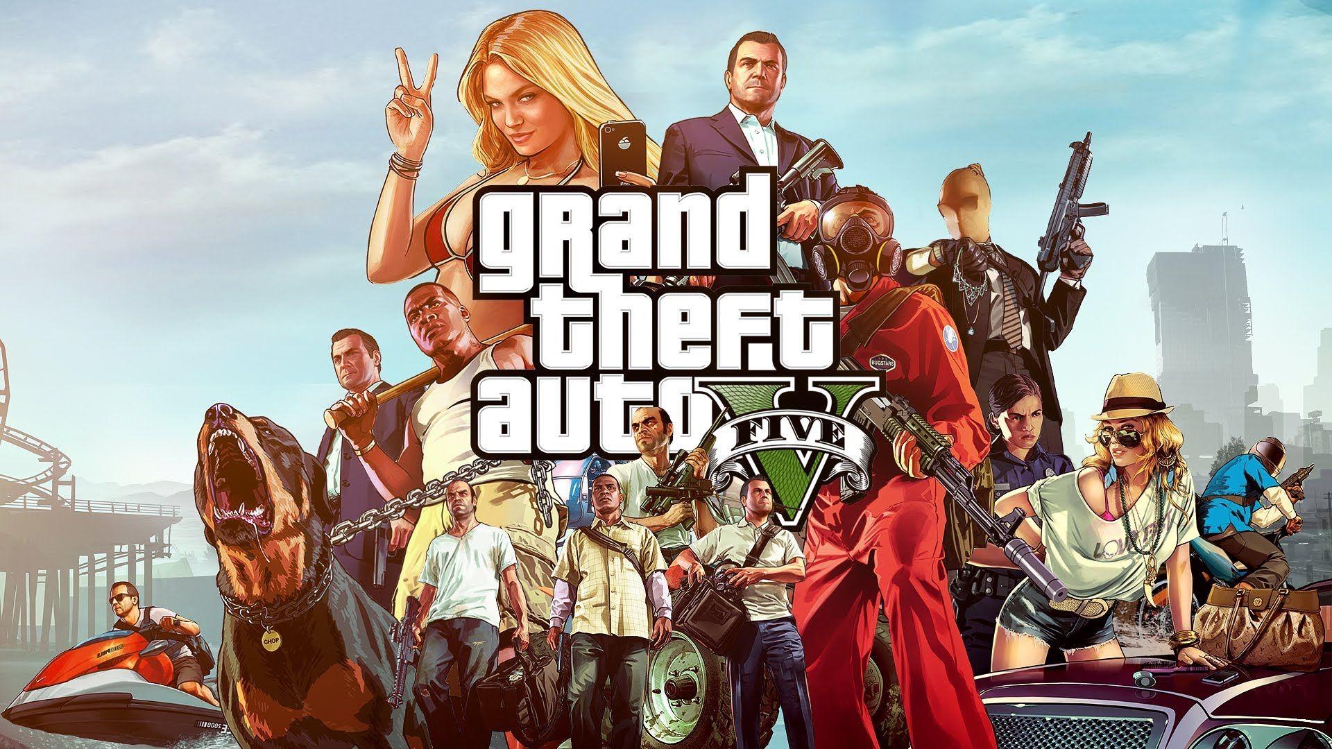Những plot hole khó tìm ra lời giải đáp trong Grand Theft Auto 5 - Hình 1