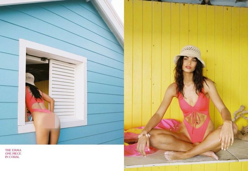 Mỹ nhân Hà Lan Robin Holzken diện bikini đốt cháy nắng hè - Hình 11