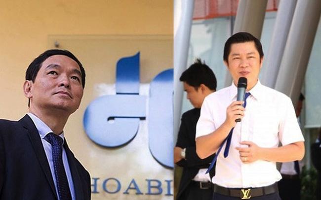 Chủ tịch Xây dựng Hoà Bình và Chủ tịch Đầu tư LDG bị bán giải chấp cổ phiếu - Hình 1