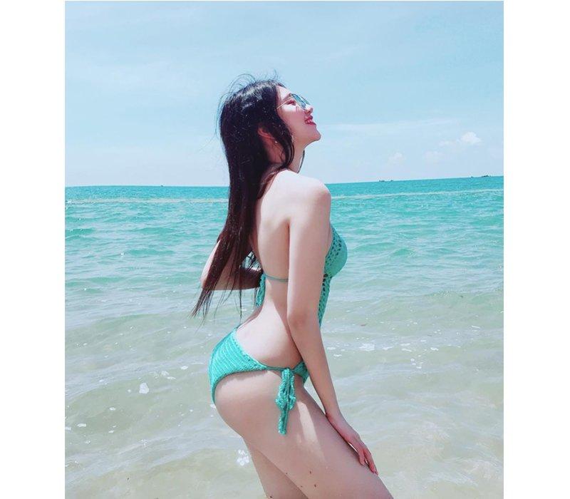 Hotgirl 19 tuổi sở hữu ngoại hình hoàn hảo, ngực nở eo thon đẹp mướt mắt - Hình 10